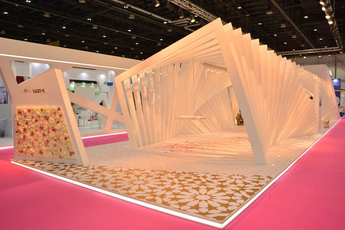 Exhibition Stand Large : Arablab exhibition stand builder exhibitions more