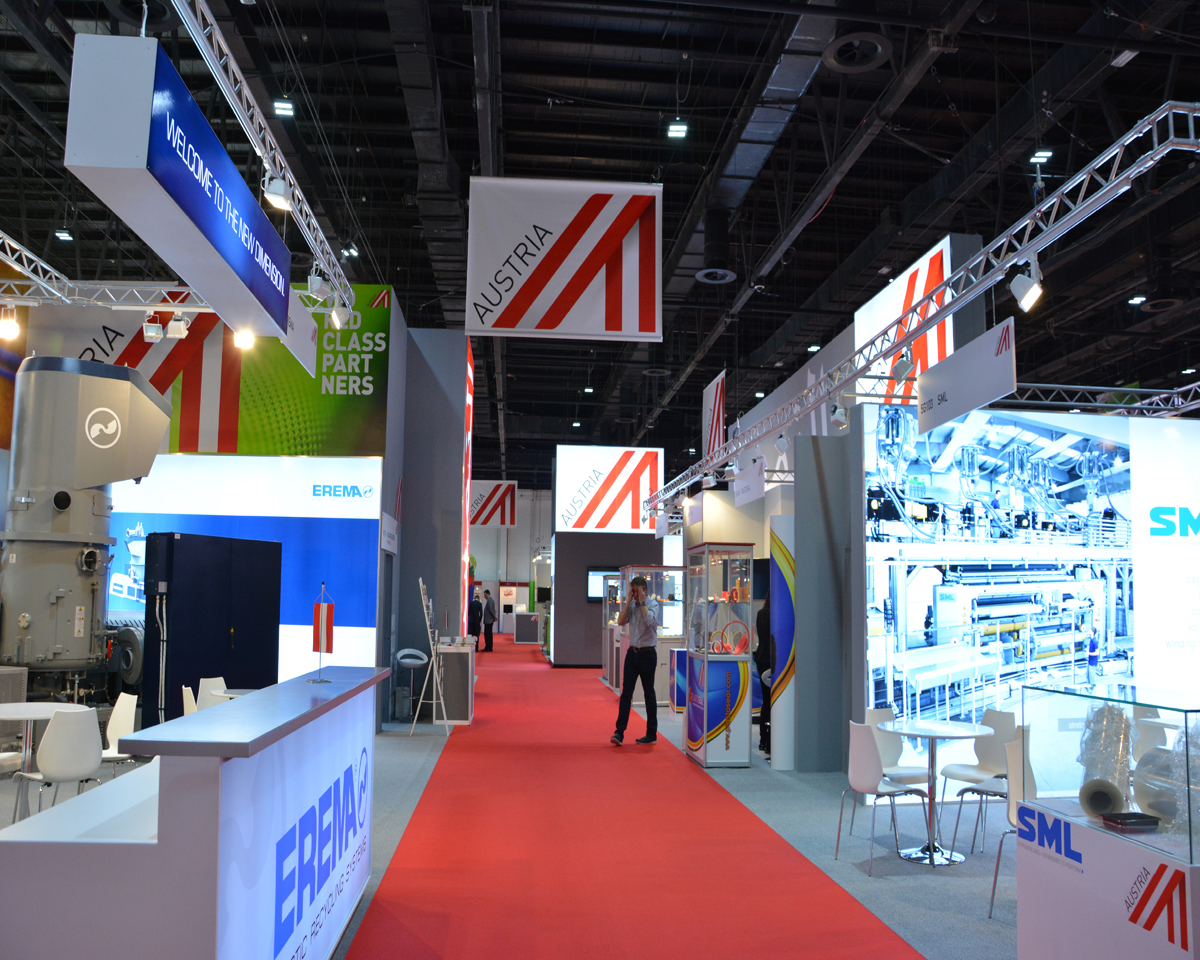 Exhibition Stand Packages : Exhibitions more worldwide