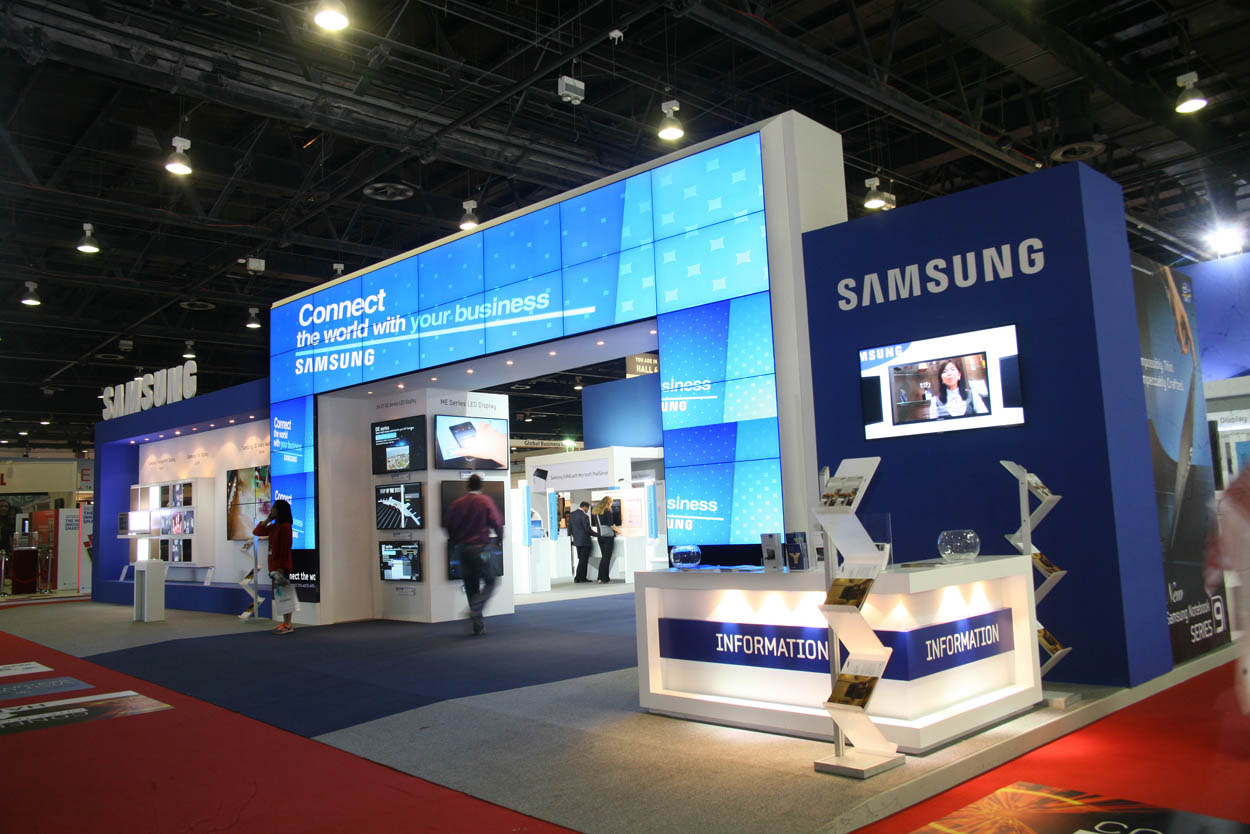 Modular Exhibition Booth : Exhibitions more custom exhibition stands